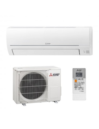 Aer conditionat Mitsubishi Electric inverter monosplit 9000 BTU Alb