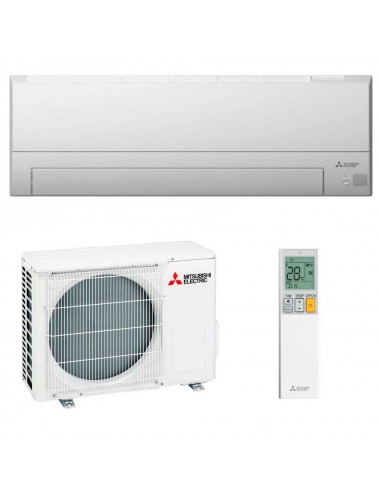 Aer conditionat Mitsubishi Electric inverter monosplit 18000 BTU Alb