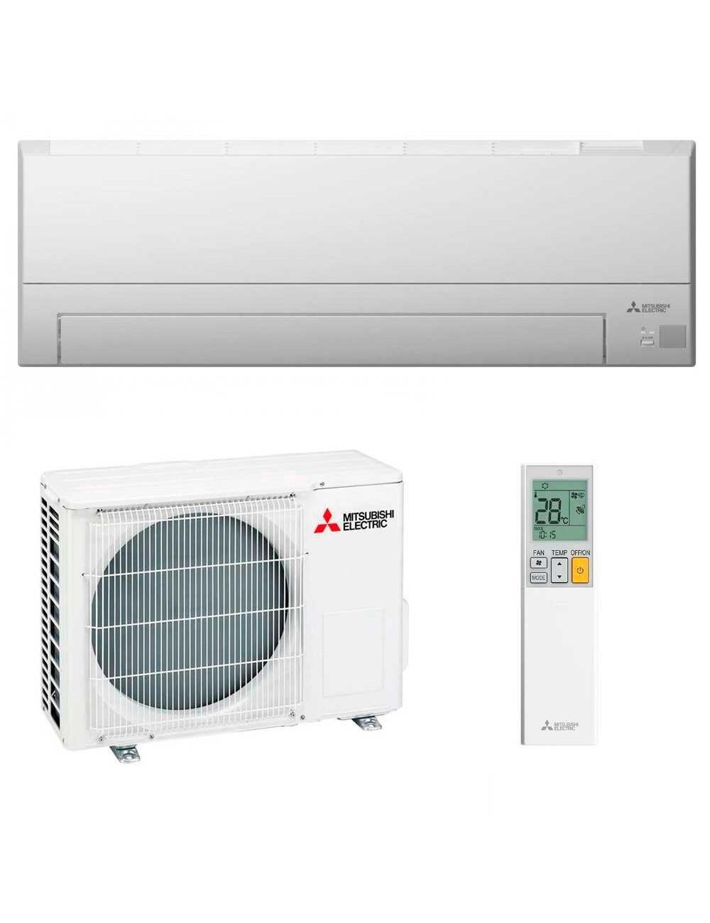 Aer conditionat Mitsubishi Electric inverter monosplit 18000 BTU Alb